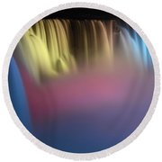 Niagara Color Round Beach Towel