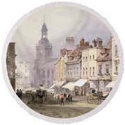No.2351 Chester, C.1853 Round Beach Towel