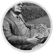 Northrop Frye 2 Round Beach Towel