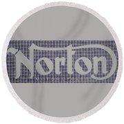 Norton Round Beach Towel