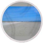 Ogunquit Beach Round Beach Towel
