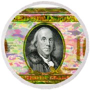 Old Ben Hundred Round Beach Towel