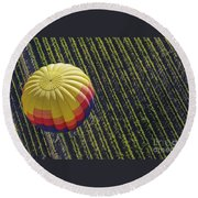 One From Another Round Beach Towel