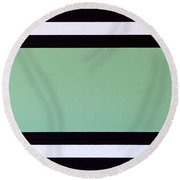 Opportunity Round Beach Towel