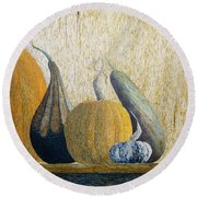 Out Cast Round Beach Towel