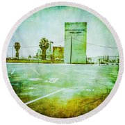 Pacific Airmotive Corp 08 Round Beach Towel