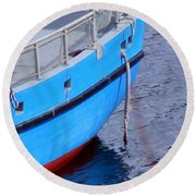 Painter - Strong Rope Round Beach Towel