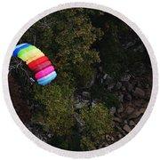 Parachute Round Beach Towel