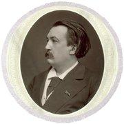 Paul Gustave Dor� (1833-1883) Round Beach Towel