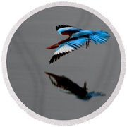 Perfect Dive Round Beach Towel