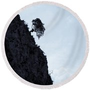 Persistance Round Beach Towel