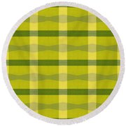 Perspective Compilation 16 Round Beach Towel
