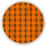Perspective Compilation 23 Round Beach Towel