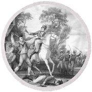 Peter Francisco (c1760-1831) Round Beach Towel
