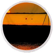 Photographer's Dream Round Beach Towel