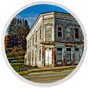 Pickens Wv Round Beach Towel