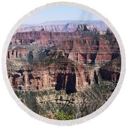 Point Imperial Round Beach Towel