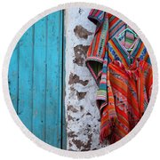 Ponchos For Sale Round Beach Towel