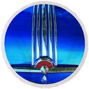 Pontiac Eight Round Beach Towel