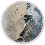 port 'I Round Beach Towel