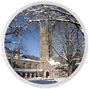Princeton Wonderland Round Beach Towel
