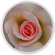 Promise Of Pink Round Beach Towel