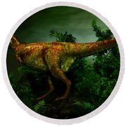Pycnonemosaurus Was A Carnivorous Round Beach Towel