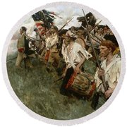 Pyle: Nation Makers, 1906 Round Beach Towel