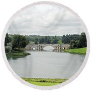 Queen Pool Blenheim Round Beach Towel