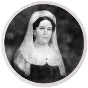 Rachel Donelson Jackson (1768-1828) Round Beach Towel
