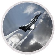 Rafale Round Beach Towel