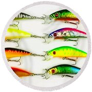 Rapala Collection Round Beach Towel