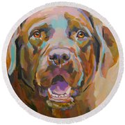 Reilly Round Beach Towel