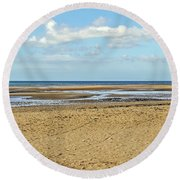 Remembering D Day Round Beach Towel