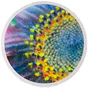 Remembering You Round Beach Towel
