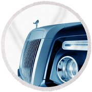 Rolls Royce 7 Round Beach Towel