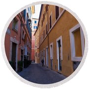 Rome 2013 Round Beach Towel