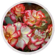 Rose 305 Round Beach Towel