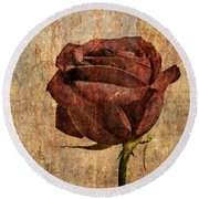 Rose En Variation - S22ct05 Round Beach Towel