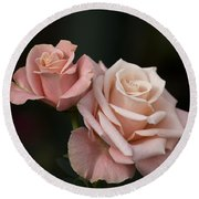 Rose Tombola 4 Of 4 Round Beach Towel