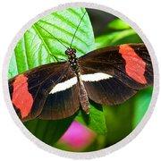 Rosina Butterfly Round Beach Towel