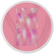 Rough Round Beach Towel