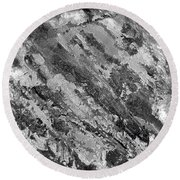 Ruin Round Beach Towel