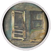 Sagging Door Lordsburg New Mexico 1968-2012 Round Beach Towel  sc 1 st  Fine Art America & Sagging Door Lordsburg New Mexico 1968-2012 Shower Curtain for Sale ...