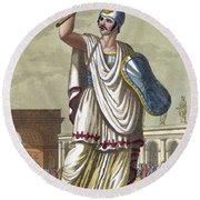 Salio, 1796 Round Beach Towel
