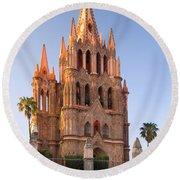 San Miguel De Allende, Mexico Round Beach Towel