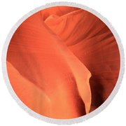 Sandstone Flesh Round Beach Towel