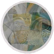 Selecting Linens Round Beach Towel