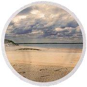 Serenity Place Round Beach Towel