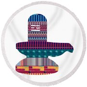 Shiva Shivlinga Linga Hinduism  Buy Faa Print Products Or Down Load For Self Printing Navin Joshi Ri Round Beach Towel